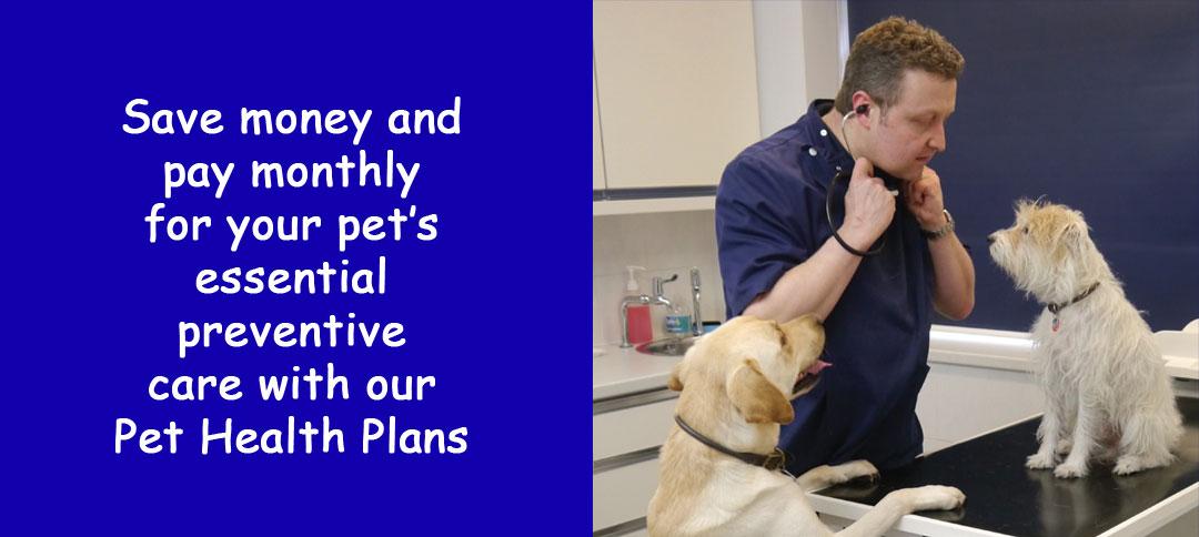 Pet Health Plans