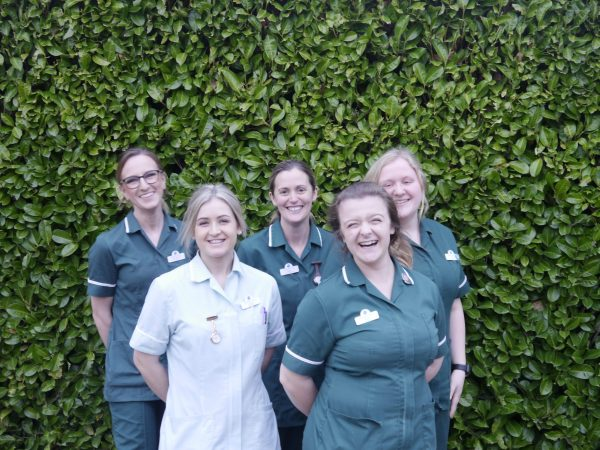 Some of our nurses